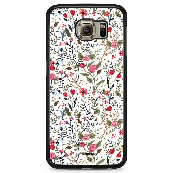 Bjornberry Skal Samsung Galaxy S6 Edge - Kolibrier