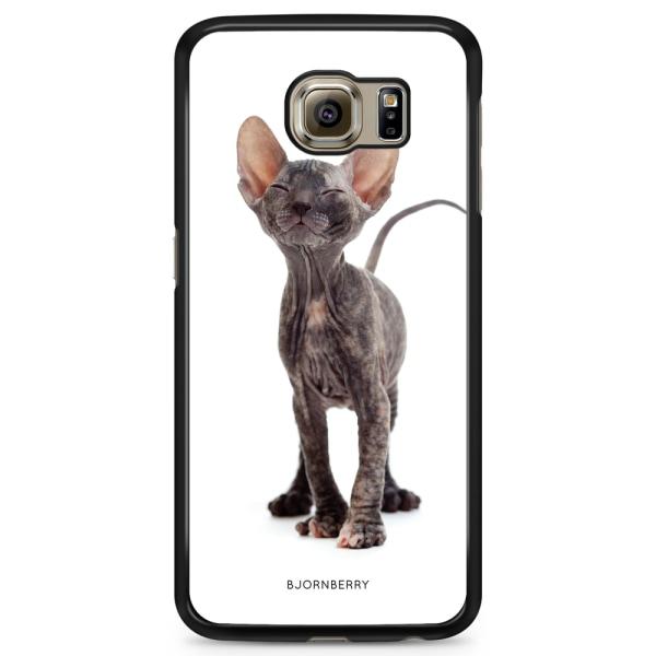 Bjornberry Skal Samsung Galaxy S6 Edge - Nakenkatt