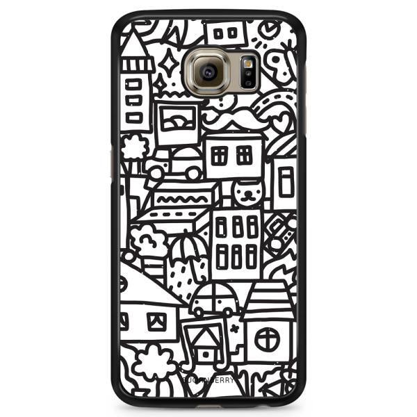 Bjornberry Skal Samsung Galaxy S6 Edge - Stadsliv