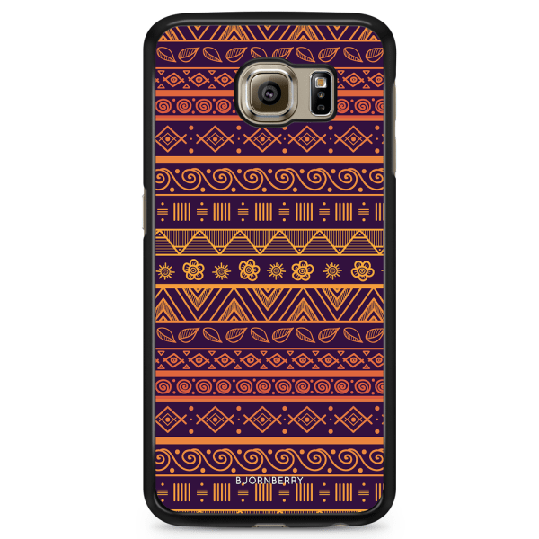 Bjornberry Skal Samsung Galaxy S6 Edge+ - Tribal Mönster