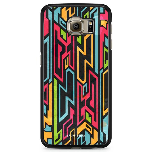 Bjornberry Skal Samsung Galaxy S6 Edge+ - Tribalmönster