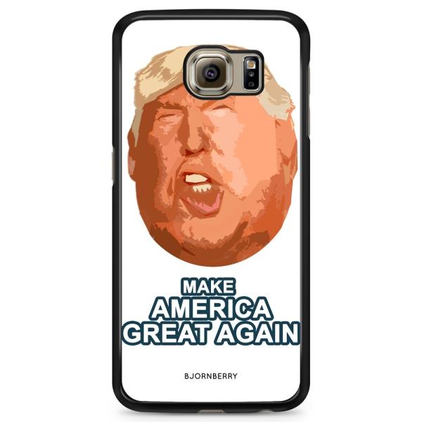 Bjornberry Skal Samsung Galaxy S6 Edge - Trump