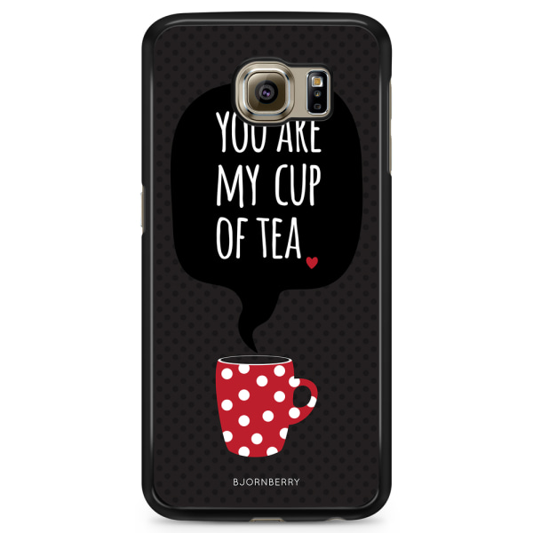 Bjornberry Skal Samsung Galaxy S6 Edge - You Are My Cup Of