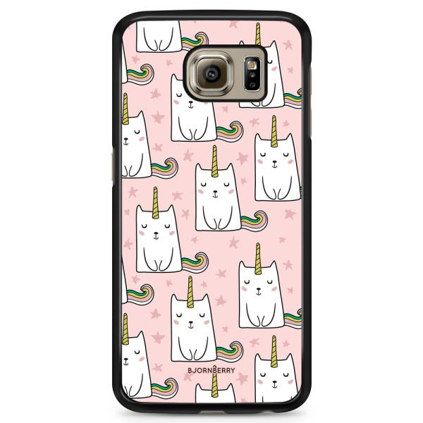 Bjornberry Skal Samsung Galaxy S6 - Kattenhörning