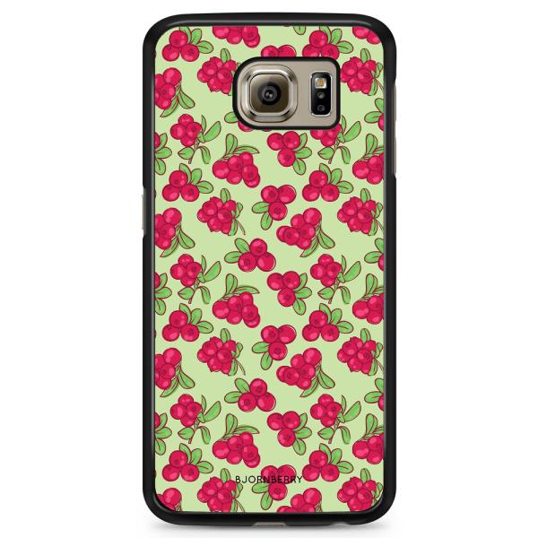 Bjornberry Skal Samsung Galaxy S6 - Lingon
