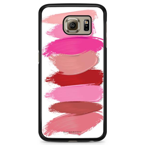 Bjornberry Skal Samsung Galaxy S6 - Lipstick Smears