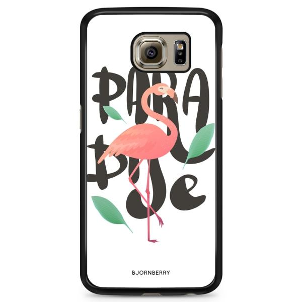 Bjornberry Skal Samsung Galaxy S6 - Paradise Flamingo