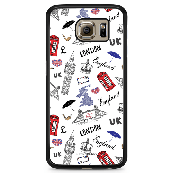Bjornberry Skal Samsung Galaxy S6 - UK Mönster