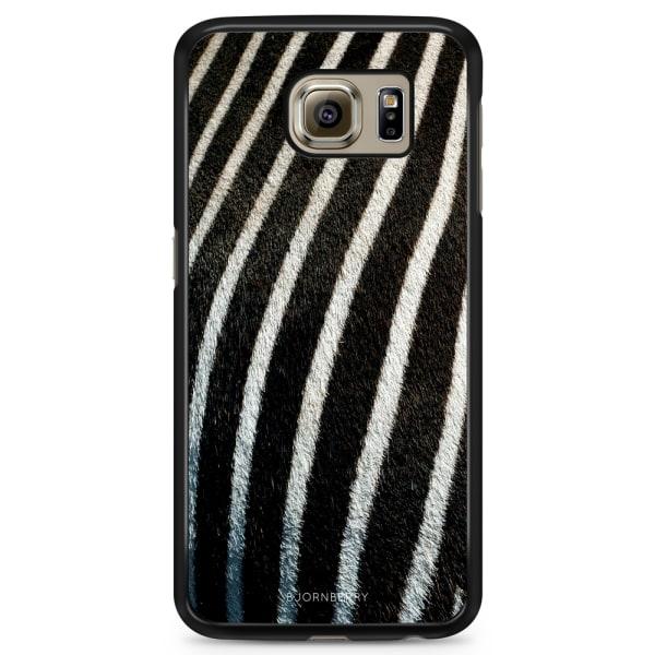Bjornberry Skal Samsung Galaxy S6 - Zebramönster