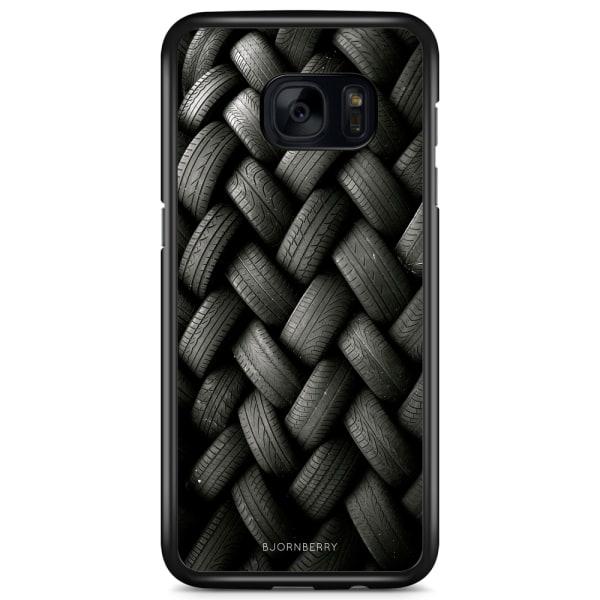 Bjornberry Skal Samsung Galaxy S7 - Däck vägg