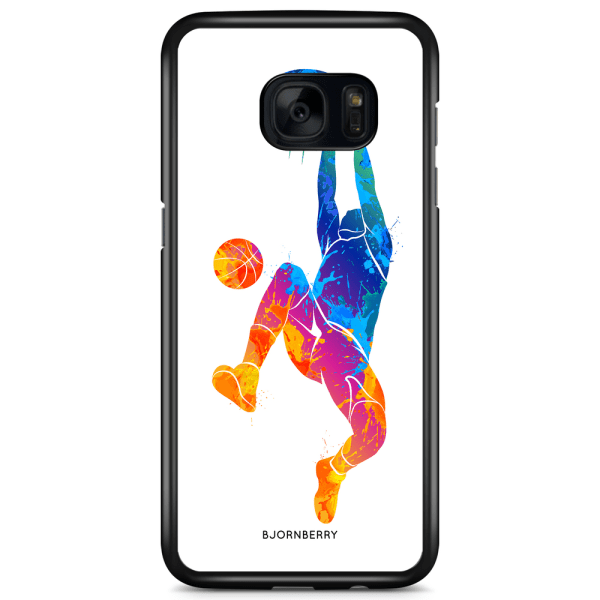 Bjornberry Skal Samsung Galaxy S7 Edge - Basket