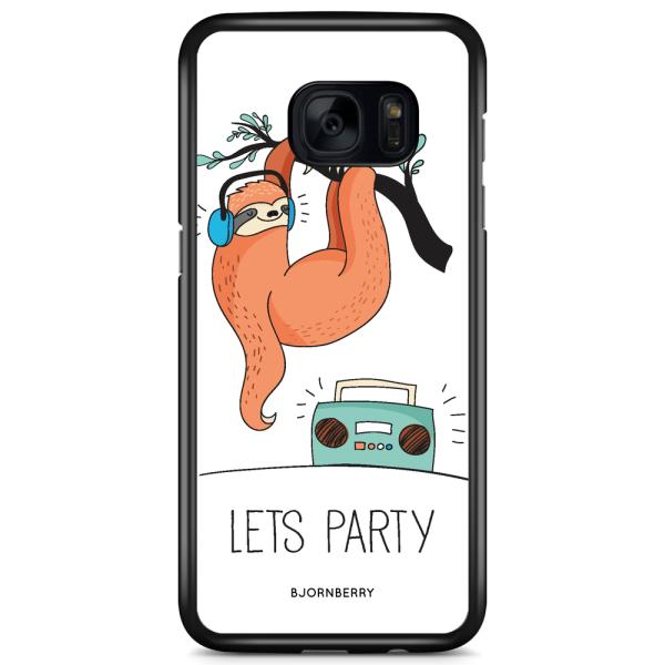 Bjornberry Skal Samsung Galaxy S7 Edge - LET'S PARTY
