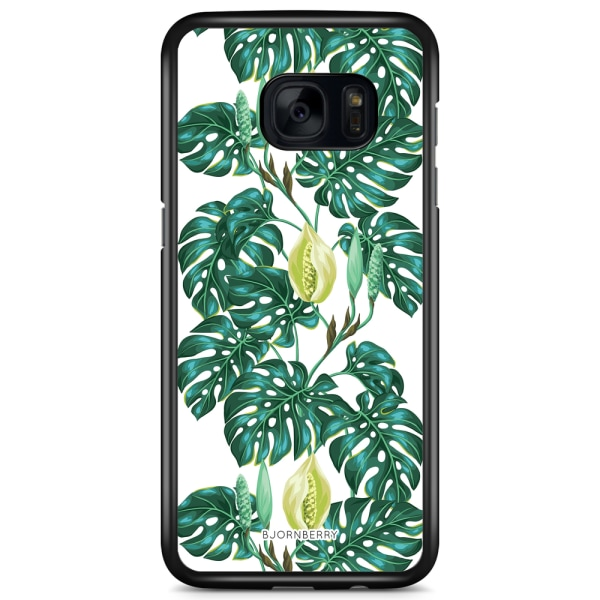 Bjornberry Skal Samsung Galaxy S7 Edge - Monstera
