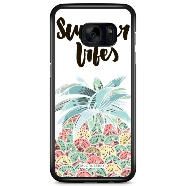 Bjornberry Skal Samsung Galaxy S7 Edge - Summer Vibes