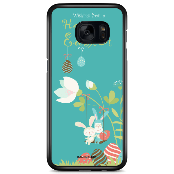 Bjornberry Skal Samsung Galaxy S7 - Glad Påsk