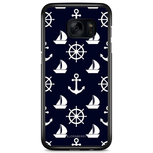 Bjornberry Skal Samsung Galaxy S7 - Seglar mönster