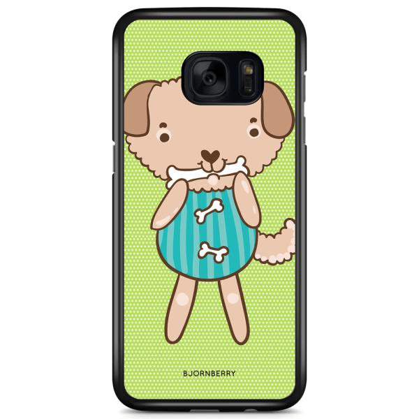 Bjornberry Skal Samsung Galaxy S7 - Söt Hund