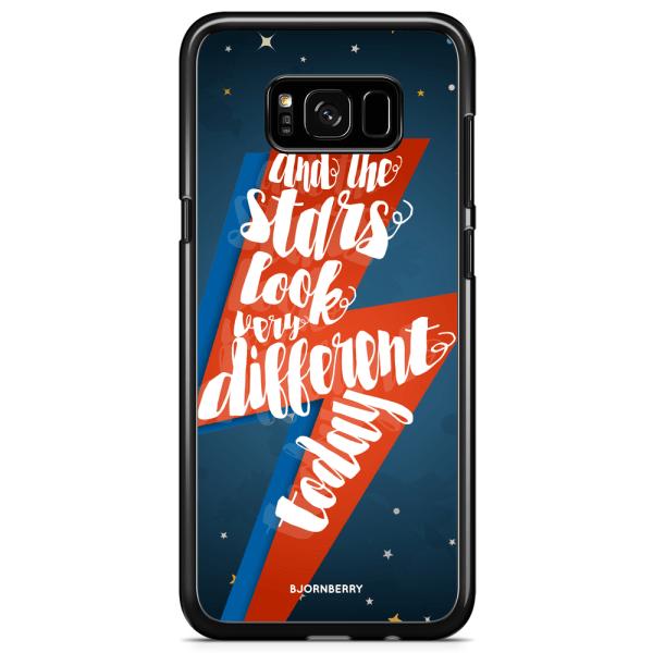 Bjornberry Skal Samsung Galaxy S8 - Bowie text