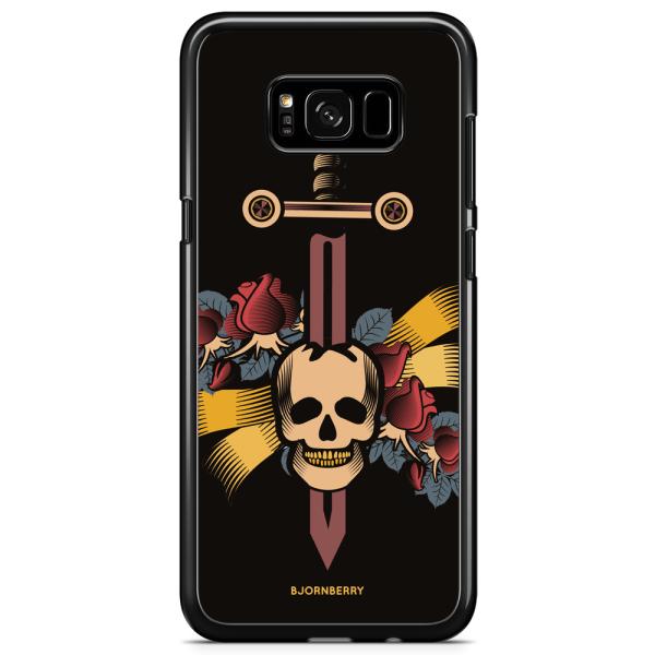 Bjornberry Skal Samsung Galaxy S8 - Dödskalle