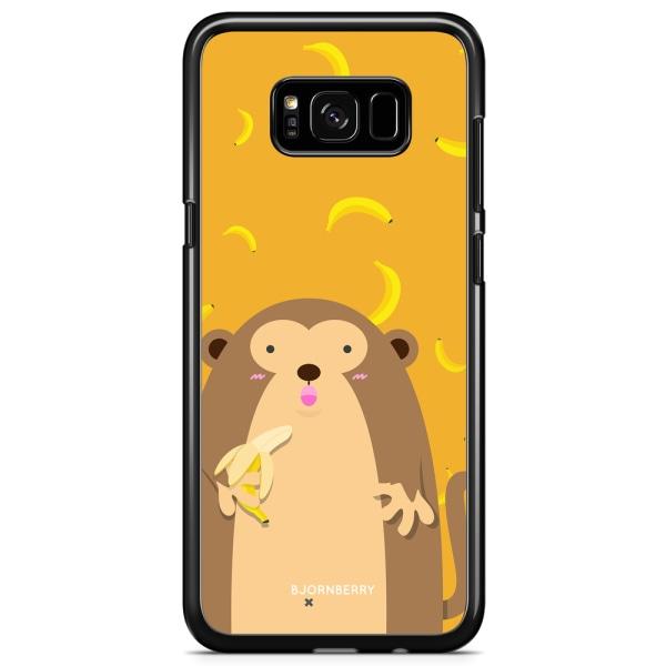 Bjornberry Skal Samsung Galaxy S8 - Fet Apa