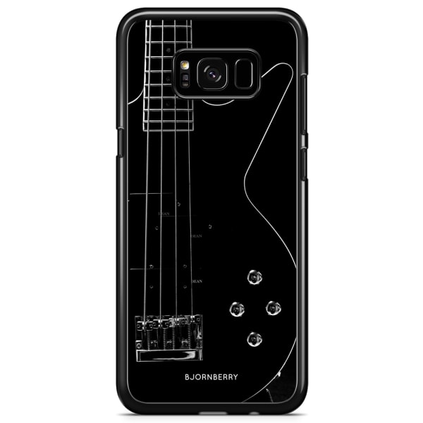 Bjornberry Skal Samsung Galaxy S8 - Gitarr