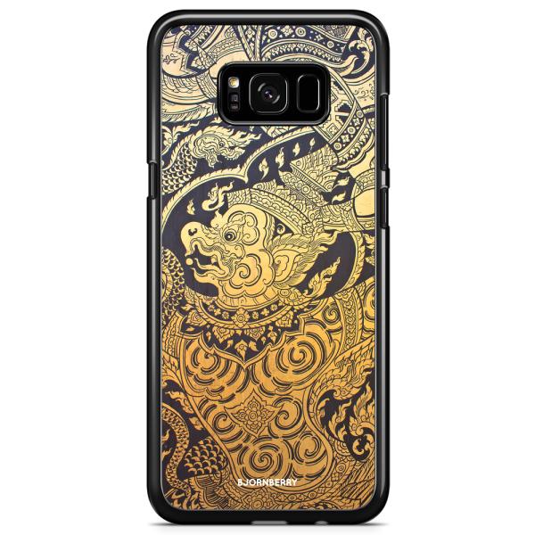 Bjornberry Skal Samsung Galaxy S8 - Gold Thai