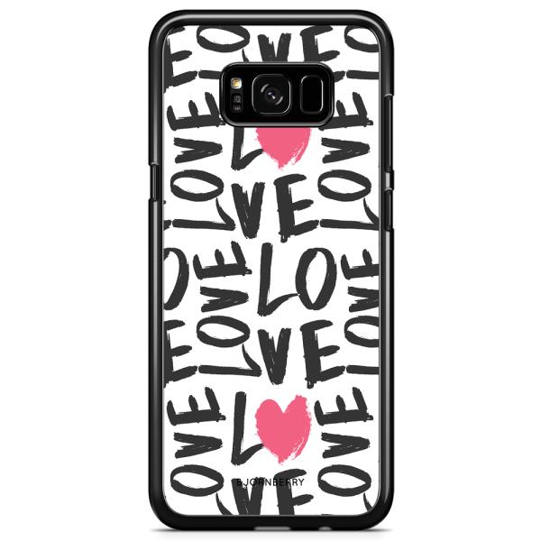 Bjornberry Skal Samsung Galaxy S8 - Love Love Love