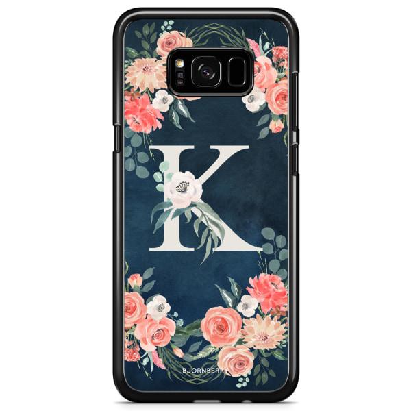 Bjornberry Skal Samsung Galaxy S8 - Monogram K