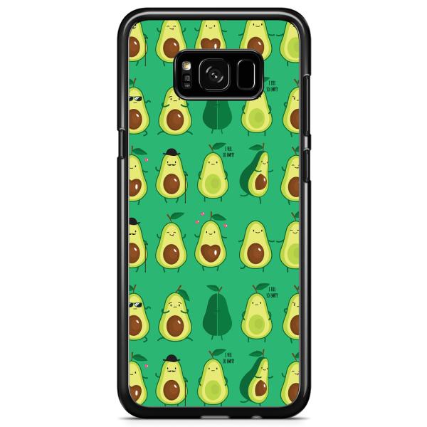 Bjornberry Skal Samsung Galaxy S8 Plus - Avocado Mönster