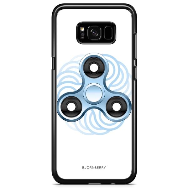 Bjornberry Skal Samsung Galaxy S8 Plus - Fidget Spinner