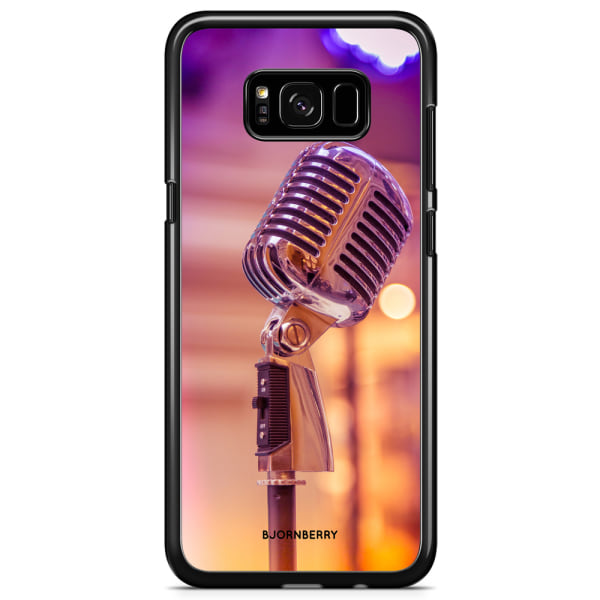 Bjornberry Skal Samsung Galaxy S8 Plus - Gammal Mic