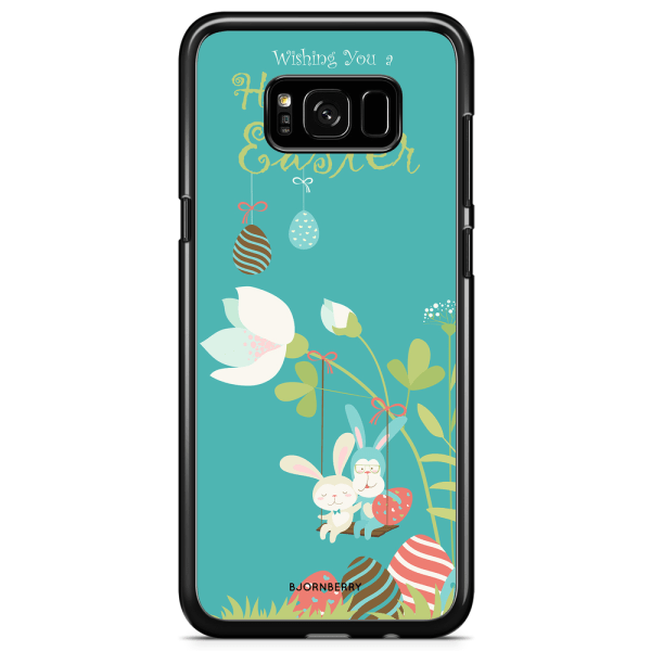 Bjornberry Skal Samsung Galaxy S8 Plus - Glad Påsk