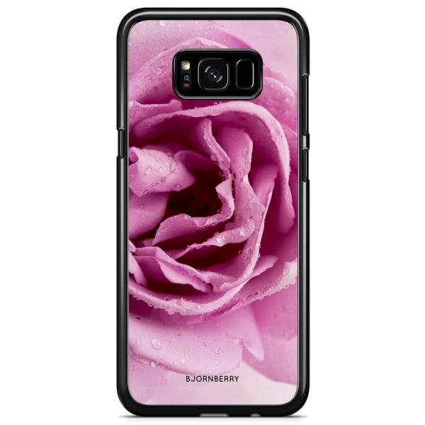 Bjornberry Skal Samsung Galaxy S8 Plus - Lila Ros