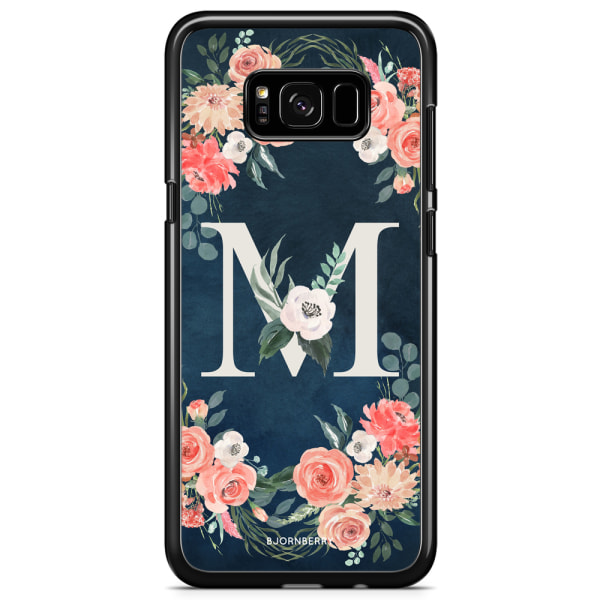 Bjornberry Skal Samsung Galaxy S8 Plus - Monogram M