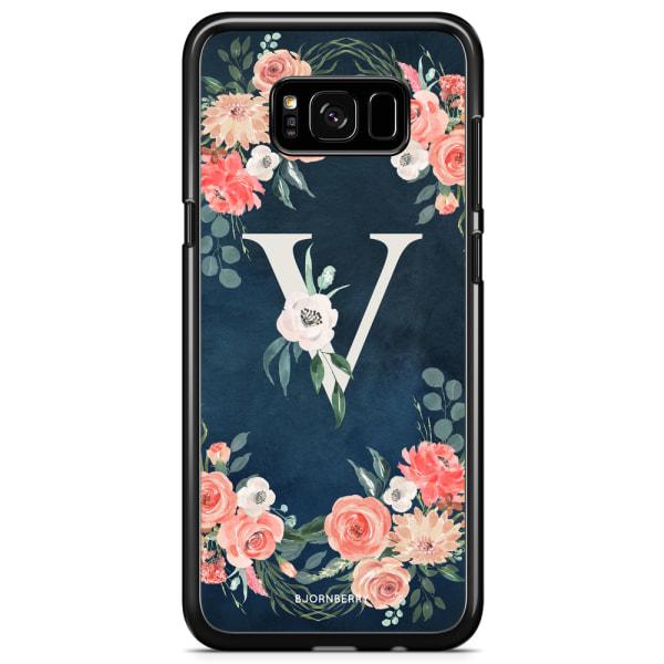Bjornberry Skal Samsung Galaxy S8 Plus - Monogram V