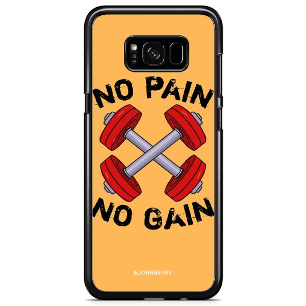 Bjornberry Skal Samsung Galaxy S8 Plus - No Pain No Gain
