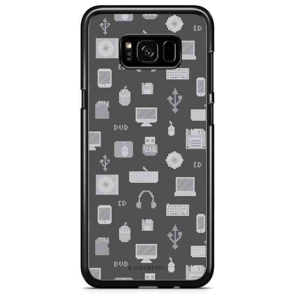 Bjornberry Skal Samsung Galaxy S8 Plus - Pixel Art