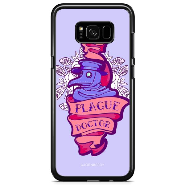 Bjornberry Skal Samsung Galaxy S8 Plus - Plague Doctor