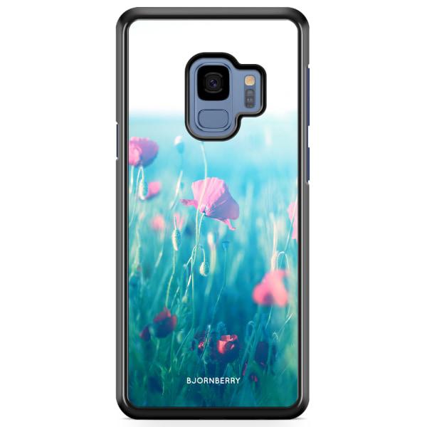 Bjornberry Skal Samsung Galaxy S9 - Blommor