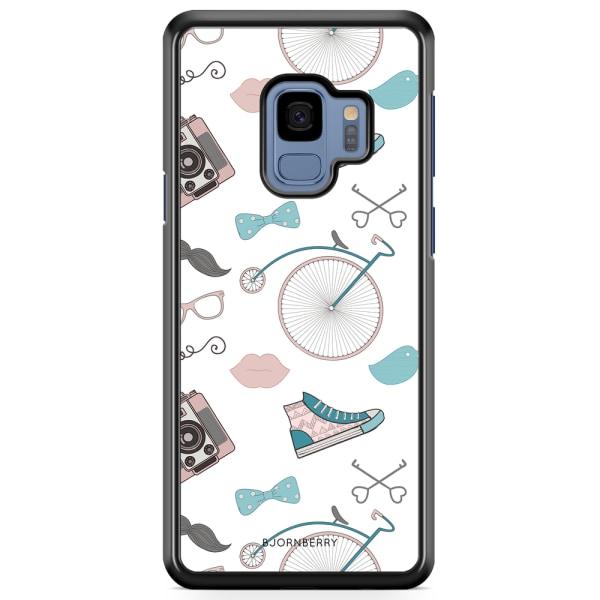 Bjornberry Skal Samsung Galaxy S9 - Hipster Mönster