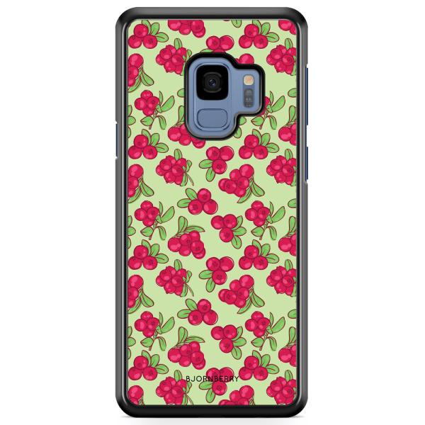 Bjornberry Skal Samsung Galaxy S9 - Lingon