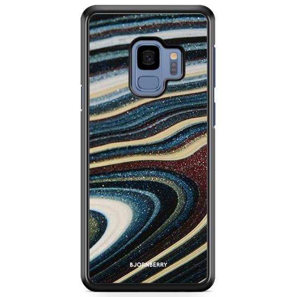 Bjornberry Skal Samsung Galaxy S9 - Malakit Mönster