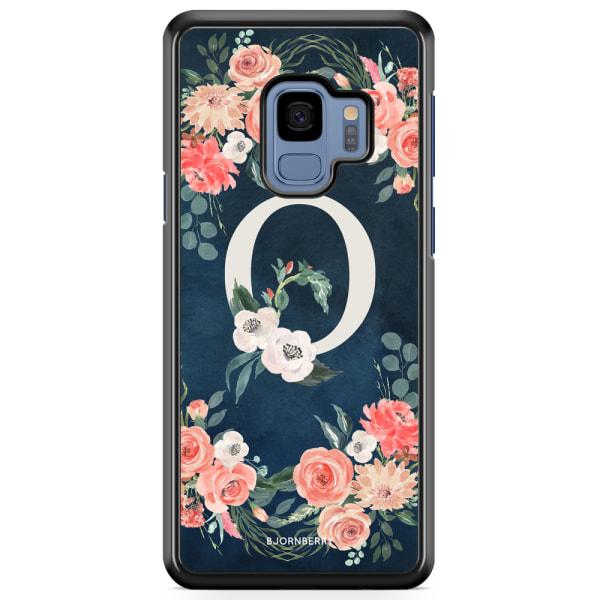 Bjornberry Skal Samsung Galaxy S9 - Monogram Ö