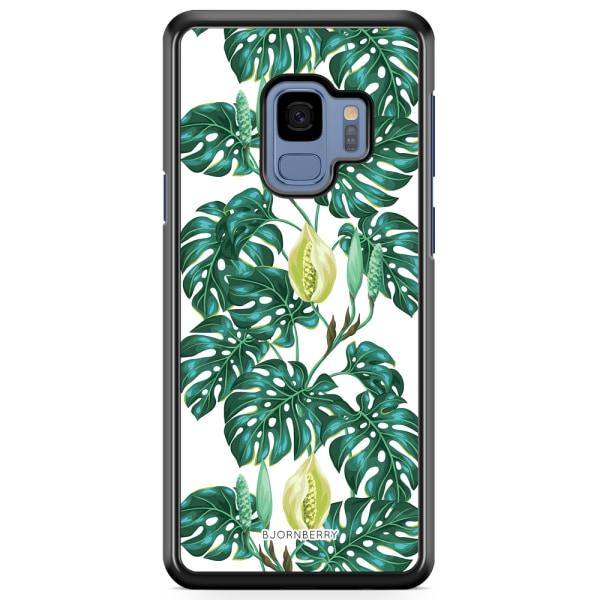 Bjornberry Skal Samsung Galaxy S9 - Monstera