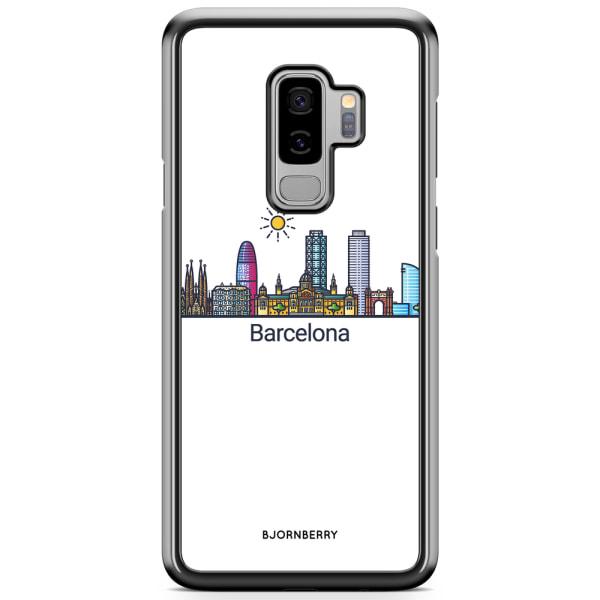 Bjornberry Skal Samsung Galaxy S9 Plus - Barcelona