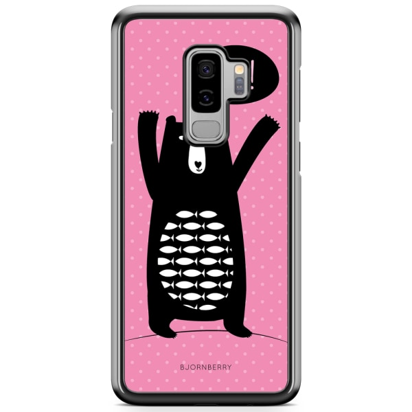 Bjornberry Skal Samsung Galaxy S9 Plus - Boo Björn