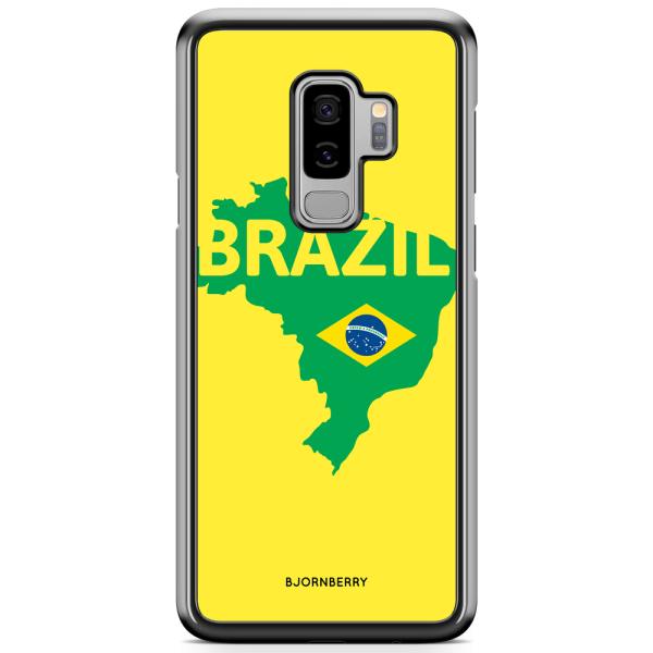 Bjornberry Skal Samsung Galaxy S9 Plus - Brazil