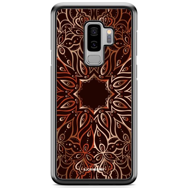 Bjornberry Skal Samsung Galaxy S9 Plus - Bronze Mandala