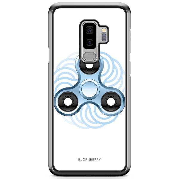 Bjornberry Skal Samsung Galaxy S9 Plus - Fidget Spinner
