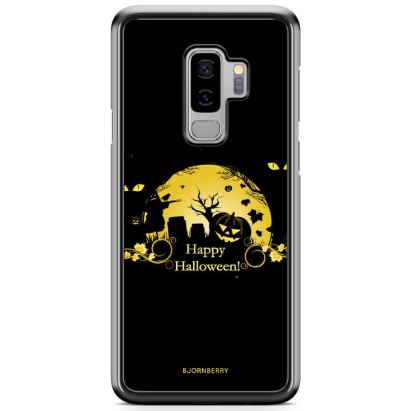 Bjornberry Skal Samsung Galaxy S9 Plus - HAPPY HALLOWEEN!